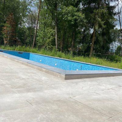 Renovatie zwembad Schilde