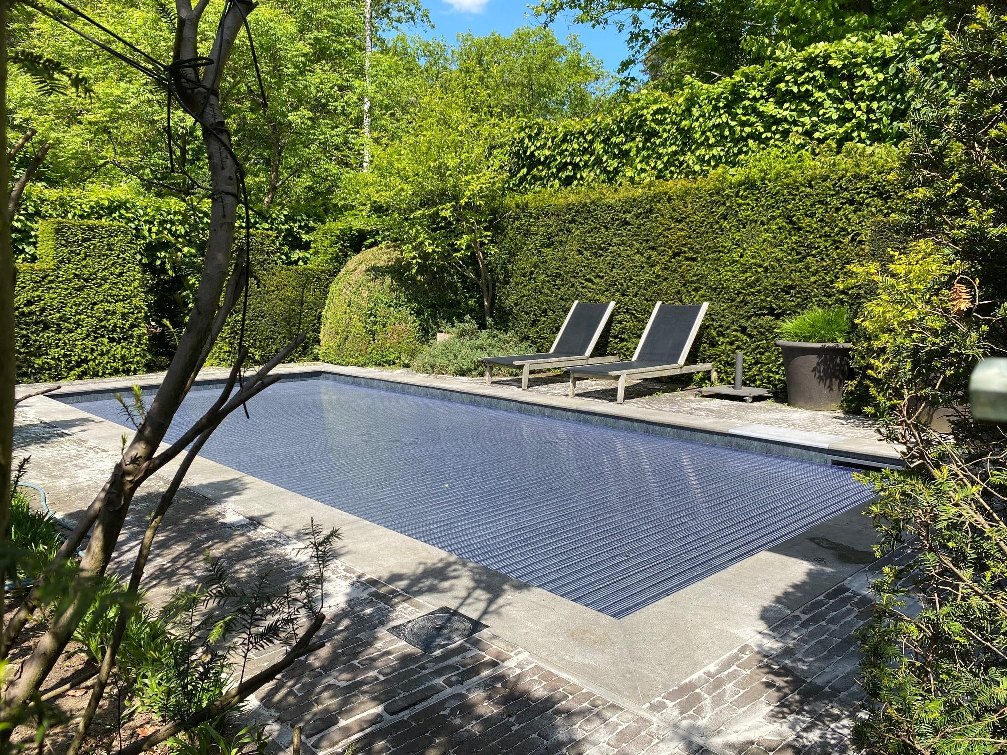 Renovatie zwembad Schoten
